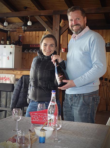 Wouter & Adina - Sibiu BNB Roemenië